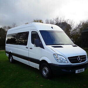 LHD MERCEDES SPRINTER